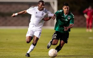 The Colorado Springs Switchbacks FC defeated FC Denver to win their opening round game in the US Open Cup for the fourth year in a row. Photo: Isaiah Downing | Switchbacks FC