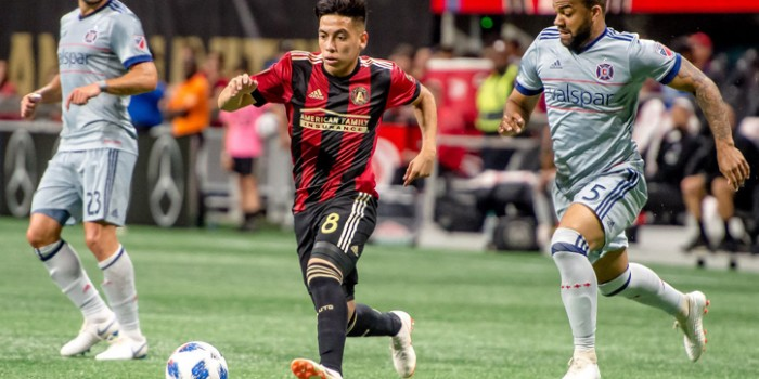 2018 US Open Cup Round 5: Chicago Fire disappoint Atlanta United's largest crowd in tournament history