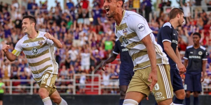 2018 US Open Cup Round 5: Louisville City right at home with history-making win over Nashville SC