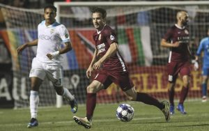 The Sacramento Republic FC defeated the Seattle Sounders FC of MLS in the Fourth Round of the 2018 US Open Cup. Photo: Sacramento Republic FC