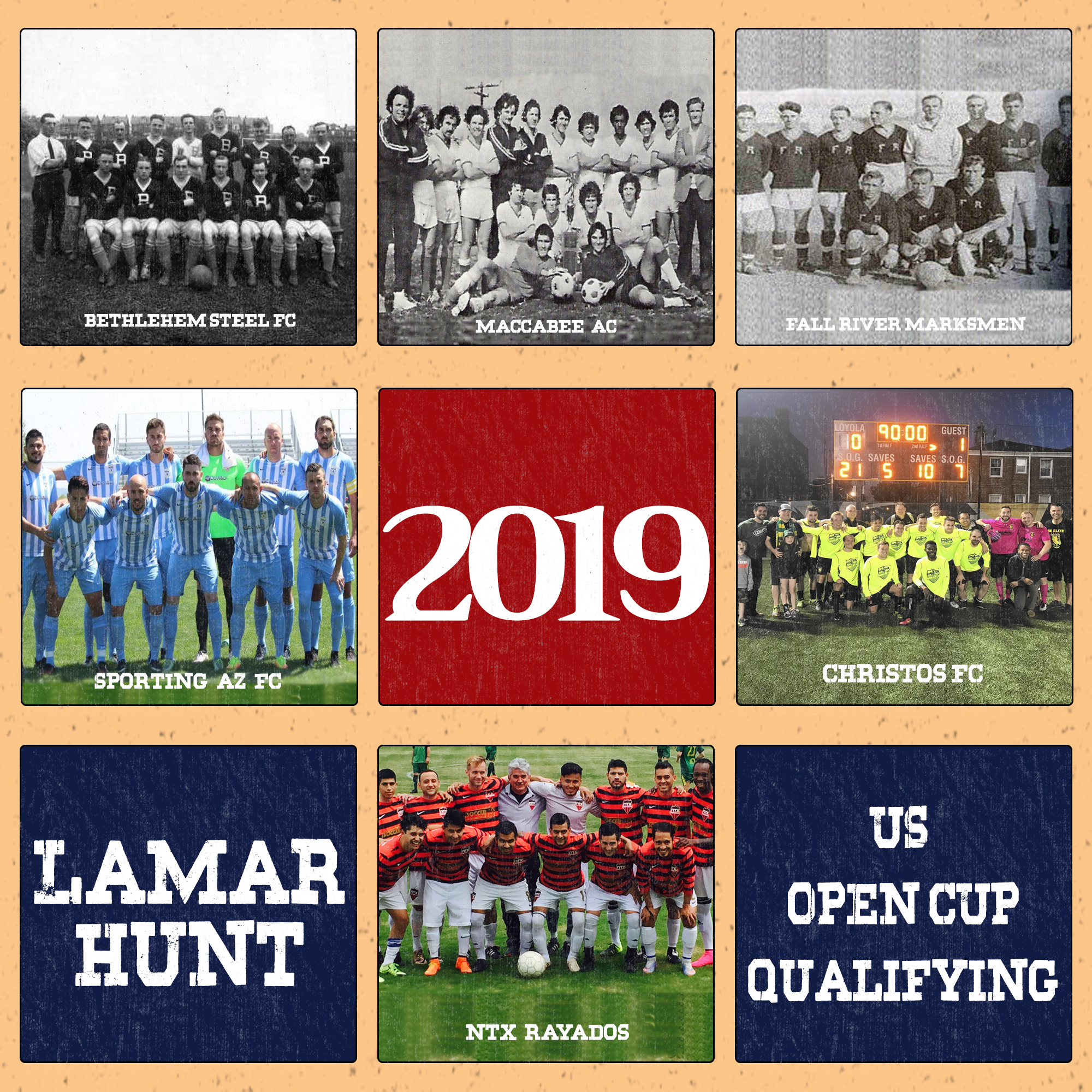 The Open Division Local Qualifying tournament for the 2019 Lamar Hunt US Open Cup kicks off on Sept. 22. Graphic by: Dallas Kreil