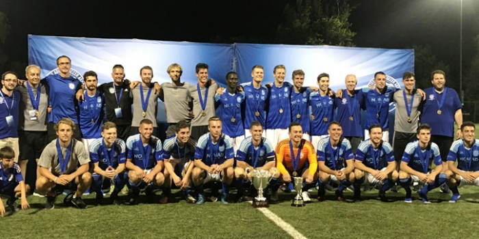 Bavarian SC qualify for 2019 US Open Cup by winning Amateur Cup title