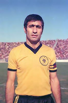 Mimis Papaioannou with AEK Athens