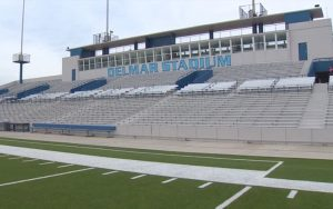 Delmar Stadium in Houston was the site of the 1983 US Open Cup Final.
