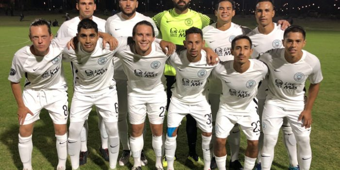 2019 US Open Cup Qualifying: California United II advance with shutout of Chula Vista FC