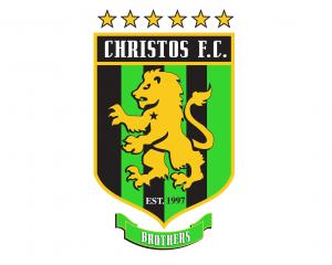 Christos FC 6-star logo