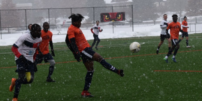 2019 US Open Cup Qualifying Round 3: World Class Premier wins snowy road match vs. Rochester Lancers 2