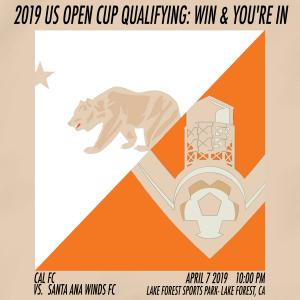 2019 us open cup qualifying cal-fc-vs-santa-ana-winds