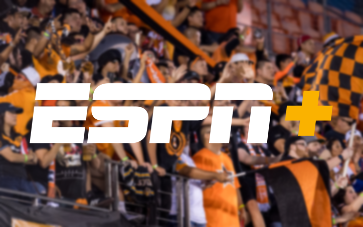 ESPN plus houston dynamo