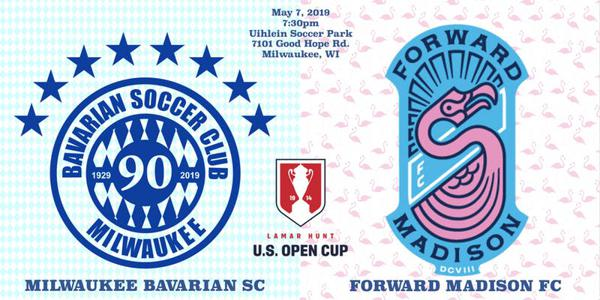 Bavarian SC vs Forward Madison