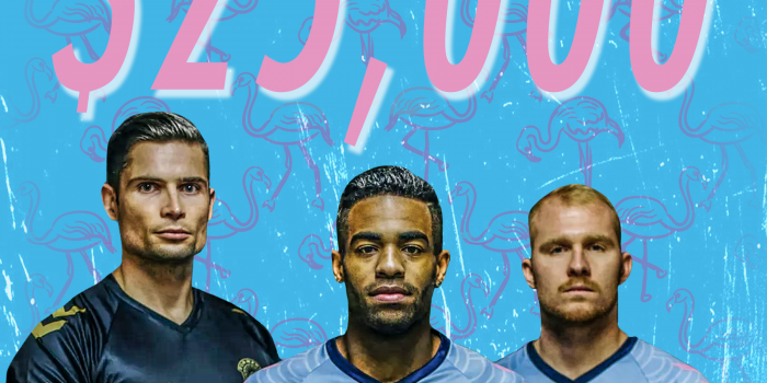 2019 US Open Cup Round 2: Forward Madison earn $25,000 after shutout of El Paso Locomotive