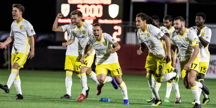 2019 US Open Cup Round 2: New Mexico United makes history with PK win over Phoenix Rising