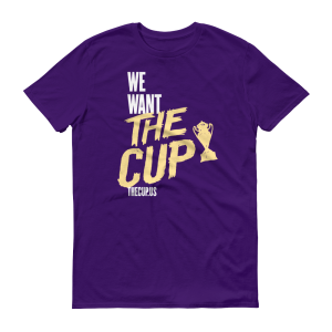 "Support TheCup.us and its coverage of the US Open Cup by purchasing a ""We Want The Cup"" shirt in your team's colors. Visit <a href=""https://shop.thecup.us/"">THECUP.US SHOP</a>"