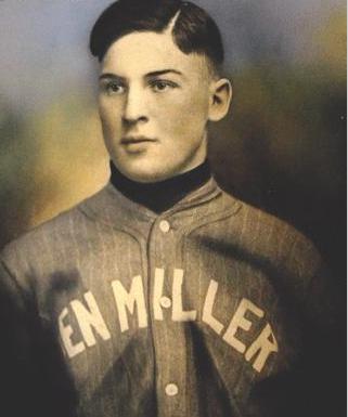 Jimmy Miller of Ben Miller FC (Date unknown)