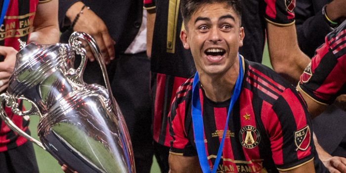 2019 US Open Cup Final: Pity Martinez of Atlanta United voted TheCup.us Player of the Round