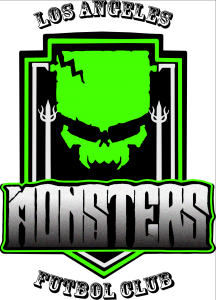 LA Monsters FC logo