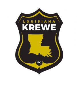 louisiana krewe logo