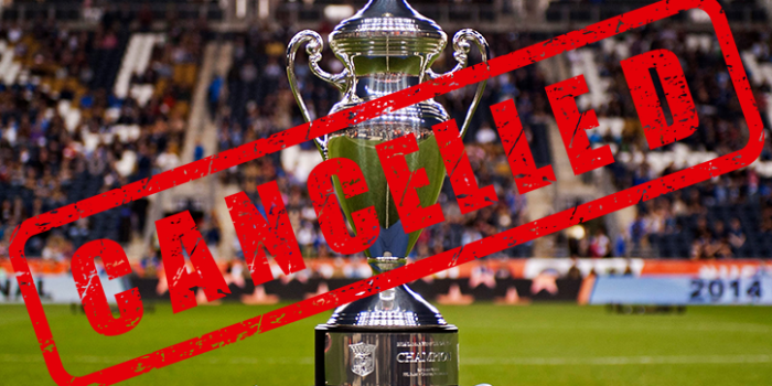 US Open Cup officially cancelled for first time in tournament's 106-year history