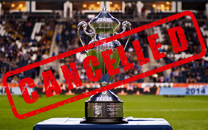 Us Open Cup Officially Cancelled For First Time In Tournament S 106 Year History Thecup Us Full Coverage Of Us Open Cup Soccer