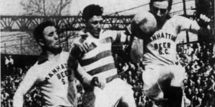 1938-1939 National Challenge Cup: The first time the US Open Cup was invite-only