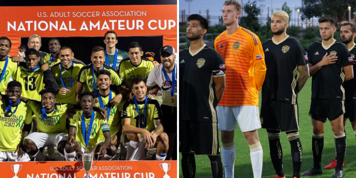 Newtown Pride, FC Golden State Force to represent amateurs in 2021 US Open Cup